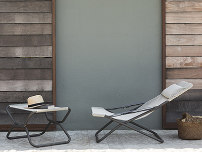 How to protect your garden furniture during the winter