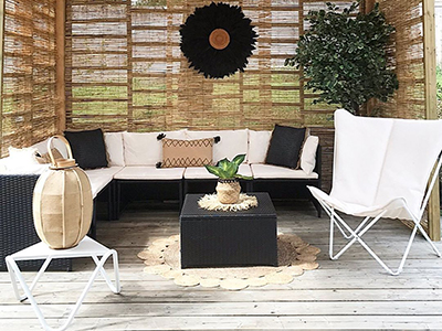 The advantages of a covered patio