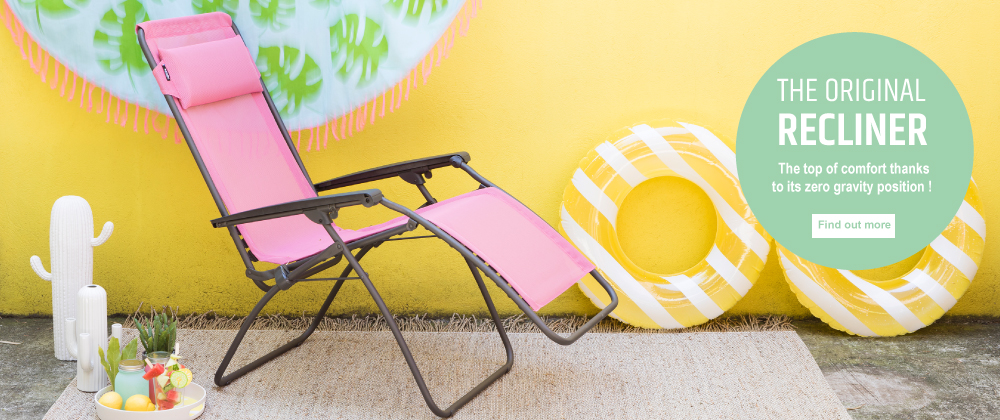 Lafuma Mobilier UK - relaxation
