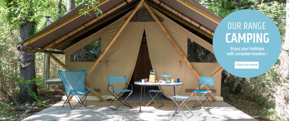 Lafuma Mobilier UK - camping